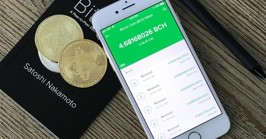 Bitcoin Mobile -kasinoiden käytön aloittaminen