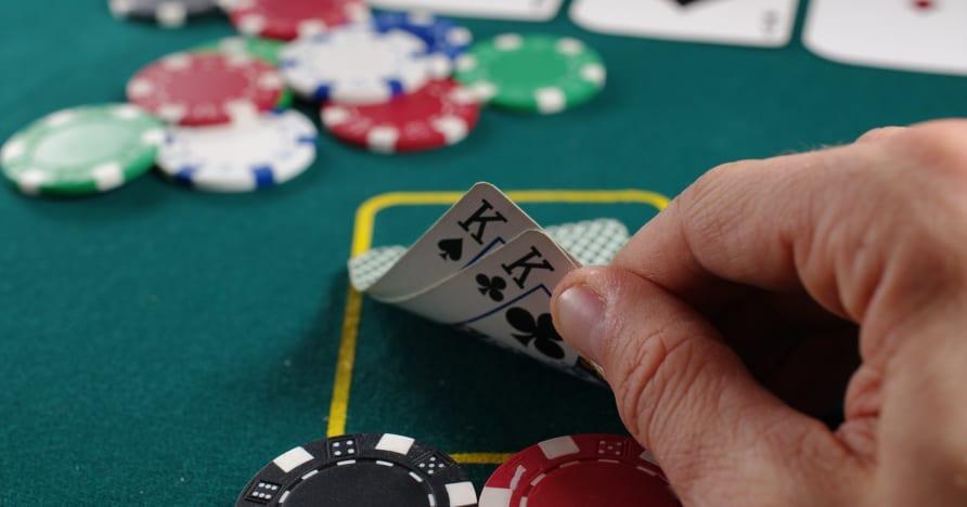 Online-pokerin strategiat