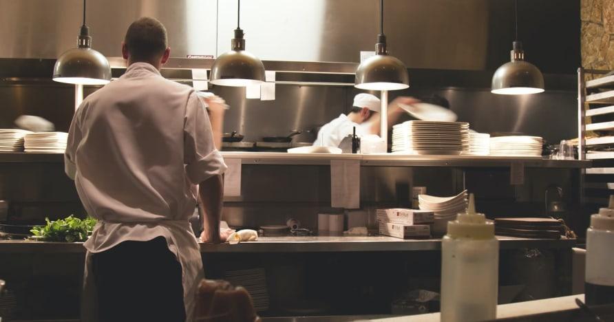 Huomio kokit! - NetEnt julkaisee Gordon Ramsay Hell's Kitchenin
