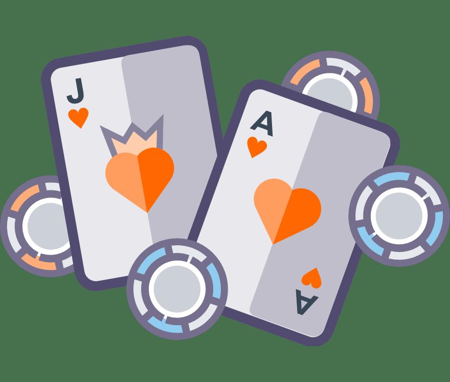 Pelaa Blackjack verkossa -Suosituimmat 146 eniten maksavaa Mobiilikasinoä 2021