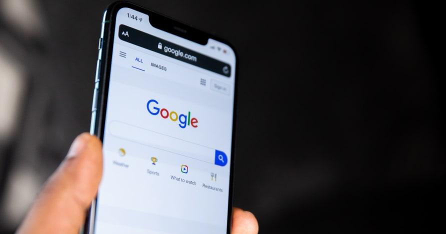 Google sallii oikean rahan uhkapelisovellusten jakelun 15 muussa maassa