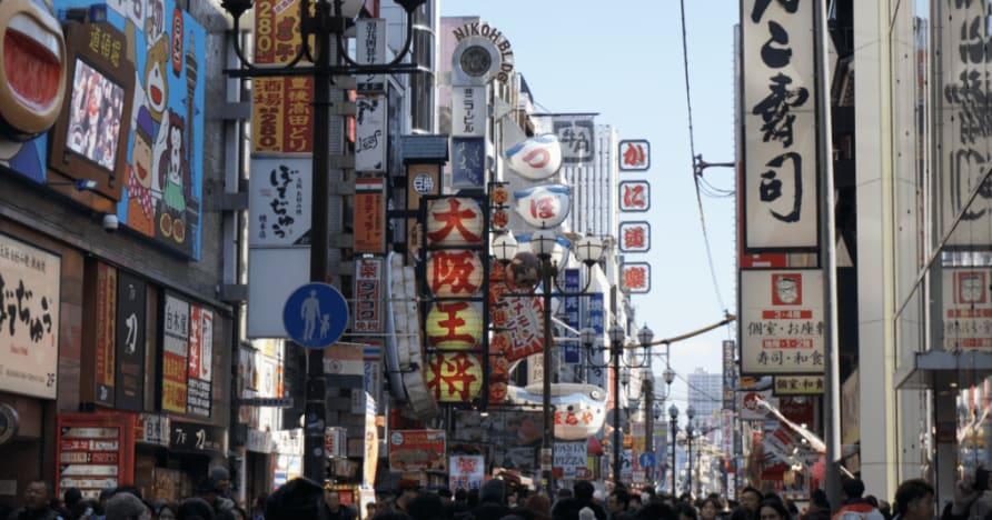 7 parasta online-japanilaista vedonlyöntipeliä