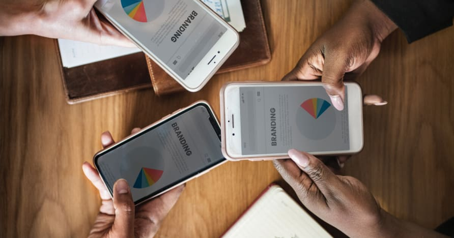 Miksi Mobile Gambling tulossa suosittu valinta