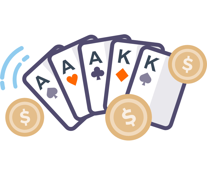 Pelaa Pokeri verkossa -Suosituimmat 105 eniten maksavaa Mobiilikasinoä 2021