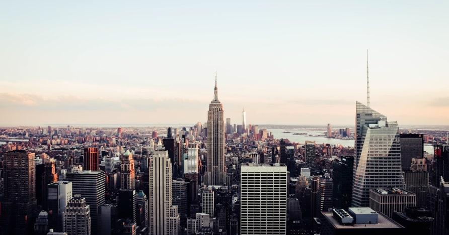 New Yorkin online-vedonlyönti julkaistaan viimeisimmän hyväksynnän jälkeen
