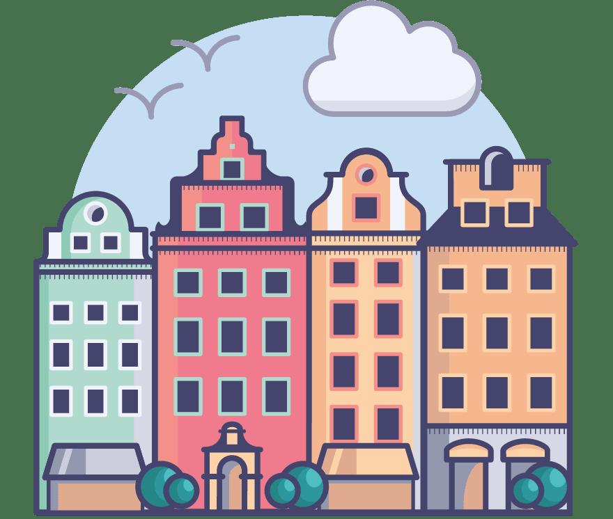 Parhaat 29 Mobiilikasino -peliä luokassa Ruotsi 2021
