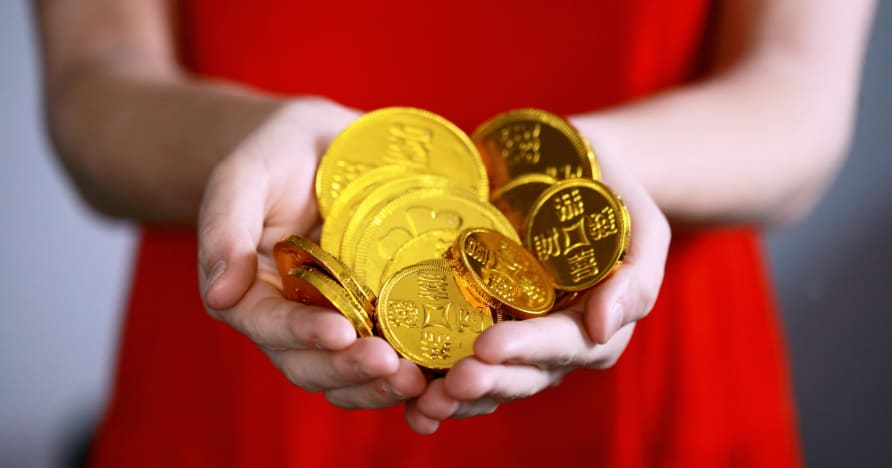 Loistava Bitcoin - mullistaa kasinoalan