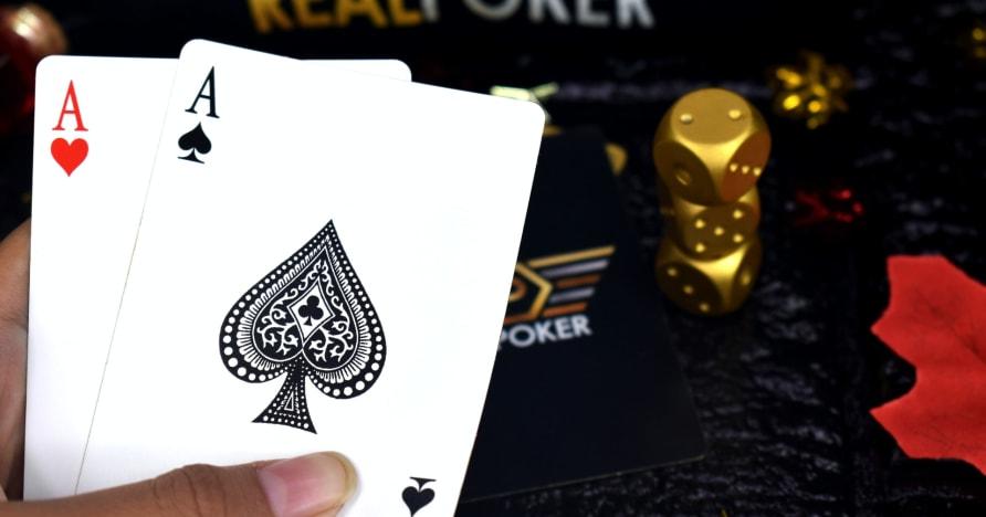 Kuumin pokerivihjeet voittosi auttamiseksi