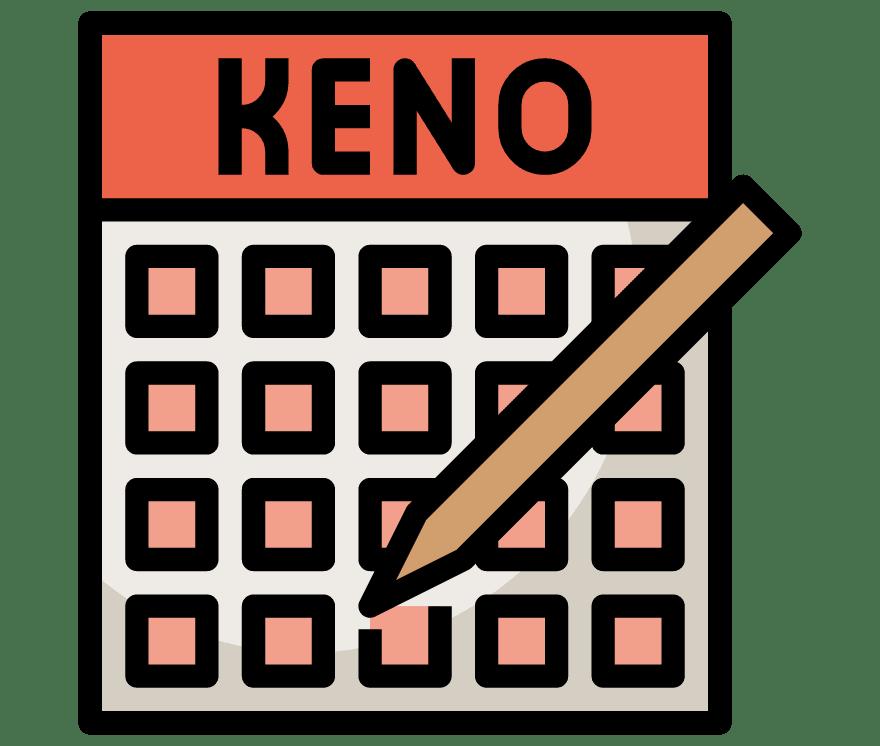 Pelaa Keno verkossa -Suosituimmat 40 eniten maksavaa Mobiilikasinoä 2021