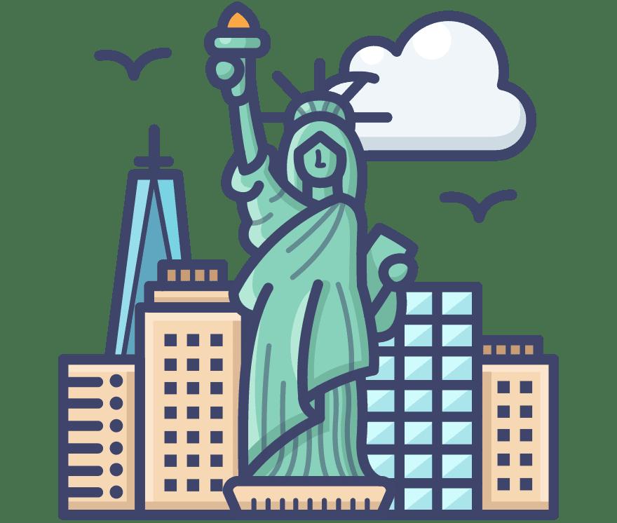 Parhaat 7 Mobiilikasino -peliä luokassa Yhdysvallat 2021