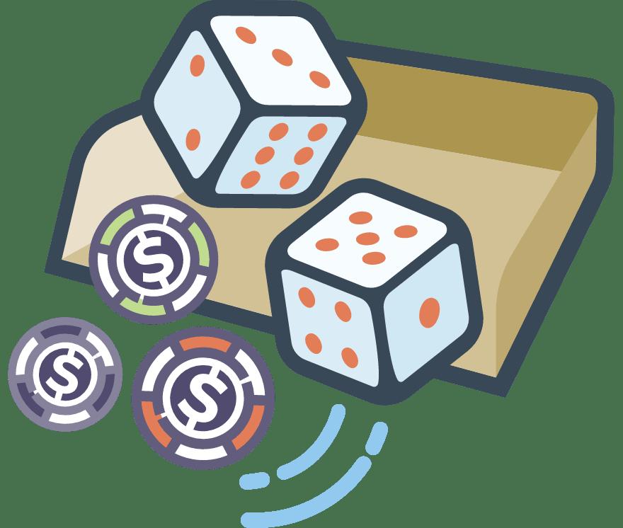 Pelaa Craps verkossa -Suosituimmat 37 eniten maksavaa Mobiilikasinoä 2021