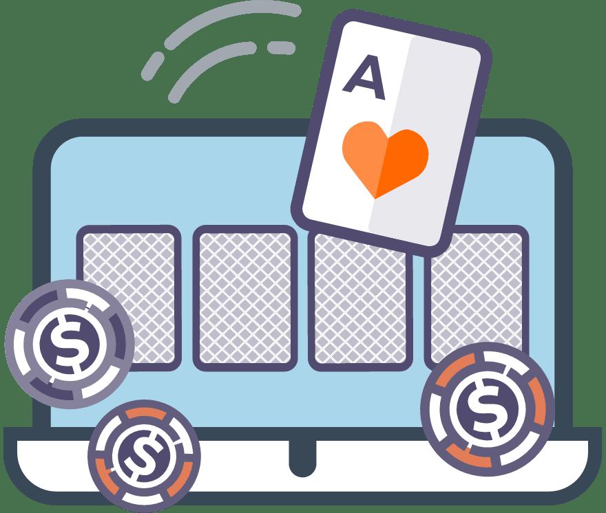 Pelaa Caribbean Stud verkossa -Suosituimmat 44 eniten maksavaa Mobiilikasinoä 2021