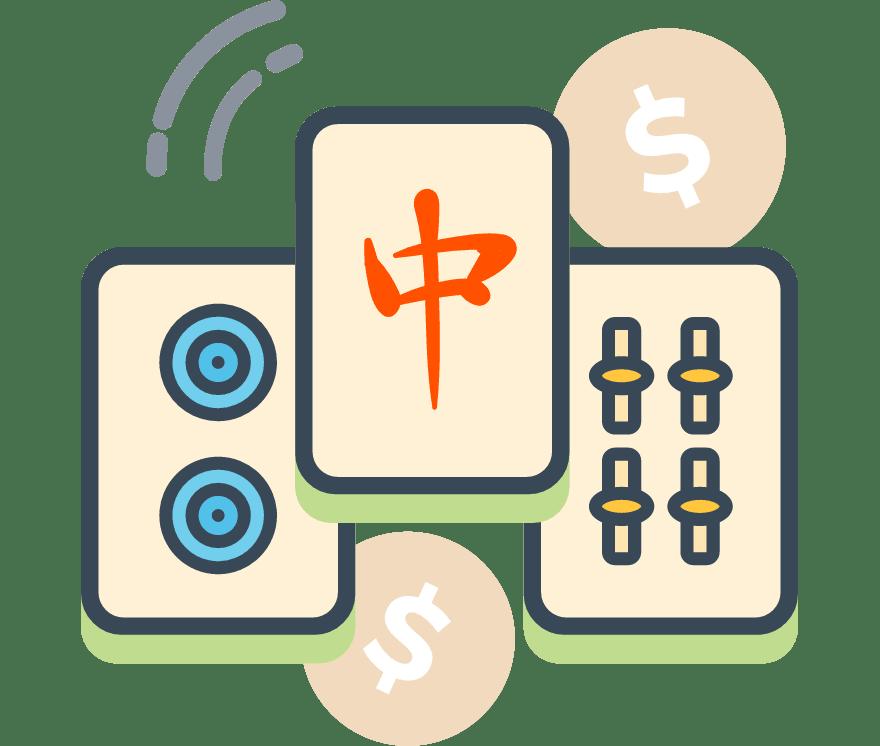 Pelaa Mahjong verkossa -Suosituimmat 13 eniten maksavaa Mobiilikasinoä 2021