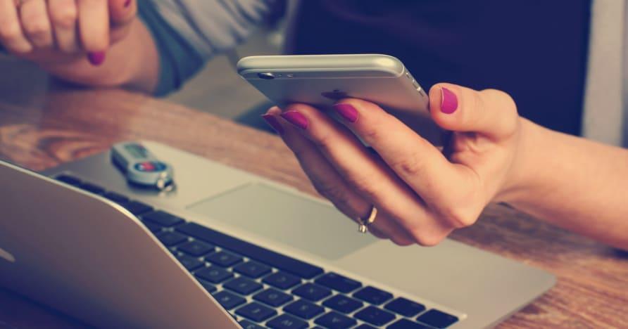Mobiilikasinopelaamisen edut