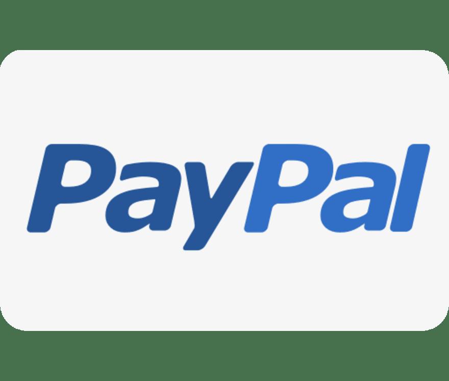 Top 24 PayPal Mobiilikasinos 2021 -Low Fee Deposits