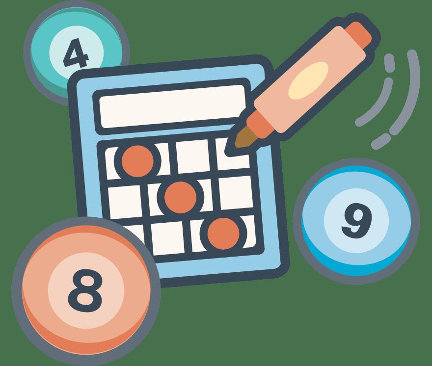Pelaa Bingo verkossa -Suosituimmat 58 eniten maksavaa Mobiilikasinoä 2021